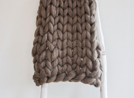Knit Taupe